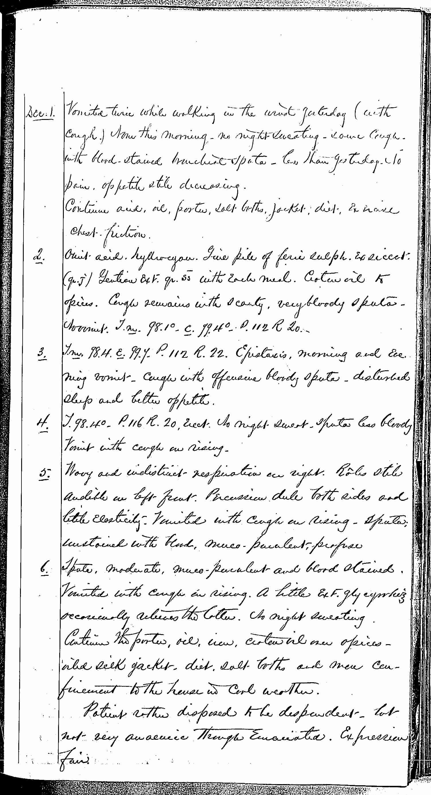 Entry for Hugh Riley (page 17 of 31) in the log Hospital Tickets and Case Papers - Naval Hospital - Washington, D.C. - 1868-69