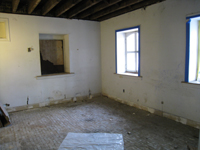 Ground Floor (Basement) - July 27, 2010