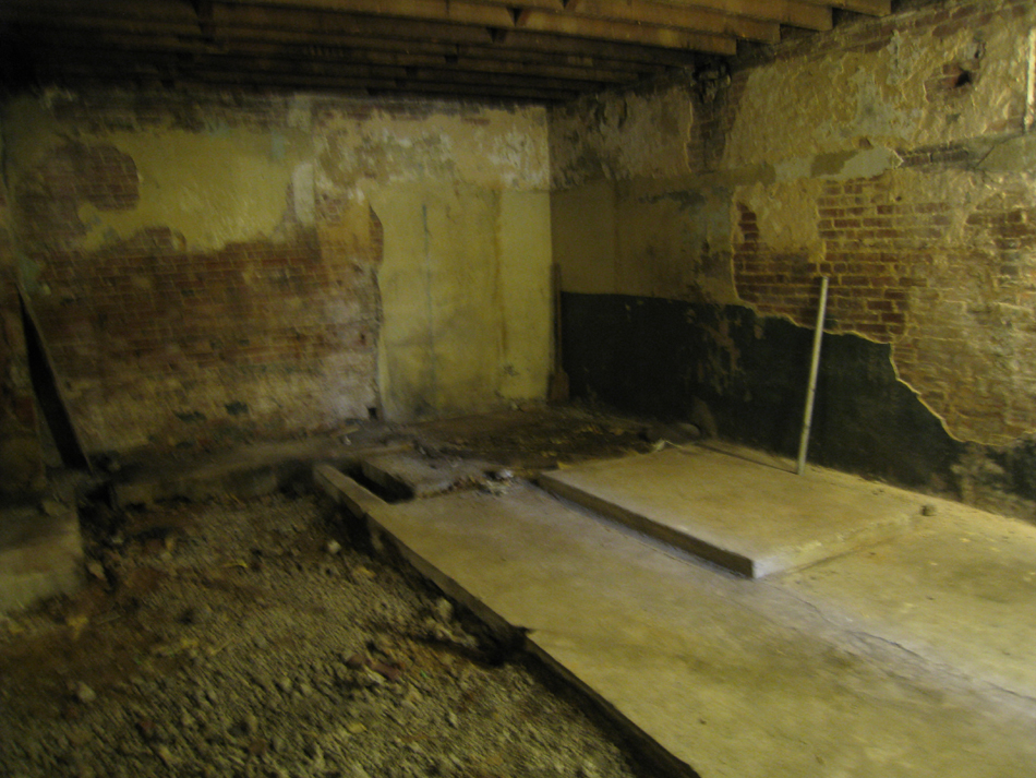 Basement - Northeast Corner