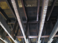 Third Floor East - Ceiling Detail - July 27, 2010