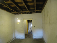 Third Floor Hall Toward Stairwell - July 27, 2010