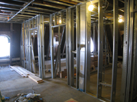 Third Floor--Towards north west corner - December 28, 2010