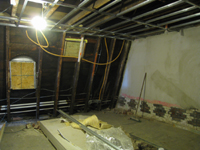Third Floor--Southeast central room - January 20, 2011