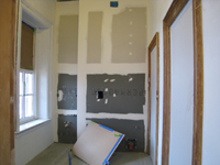 First Floor--East Bathroom - February 18, 2011