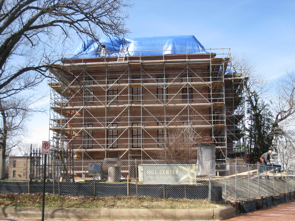 Elevation--East side - March 3, 2011