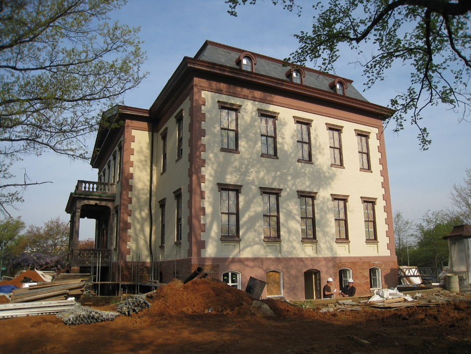 Elevation--East side - April 20, 2011