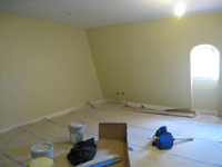 Third Floor--South west central room - April 29, 2011